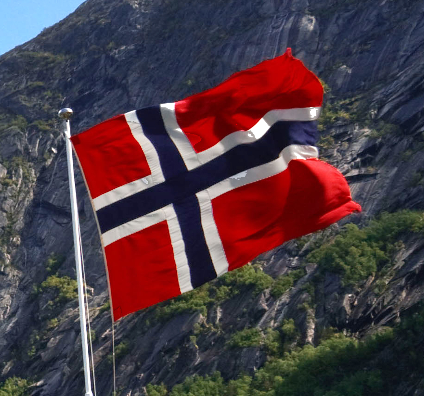 Flag-Blickle-afdeling-Norway