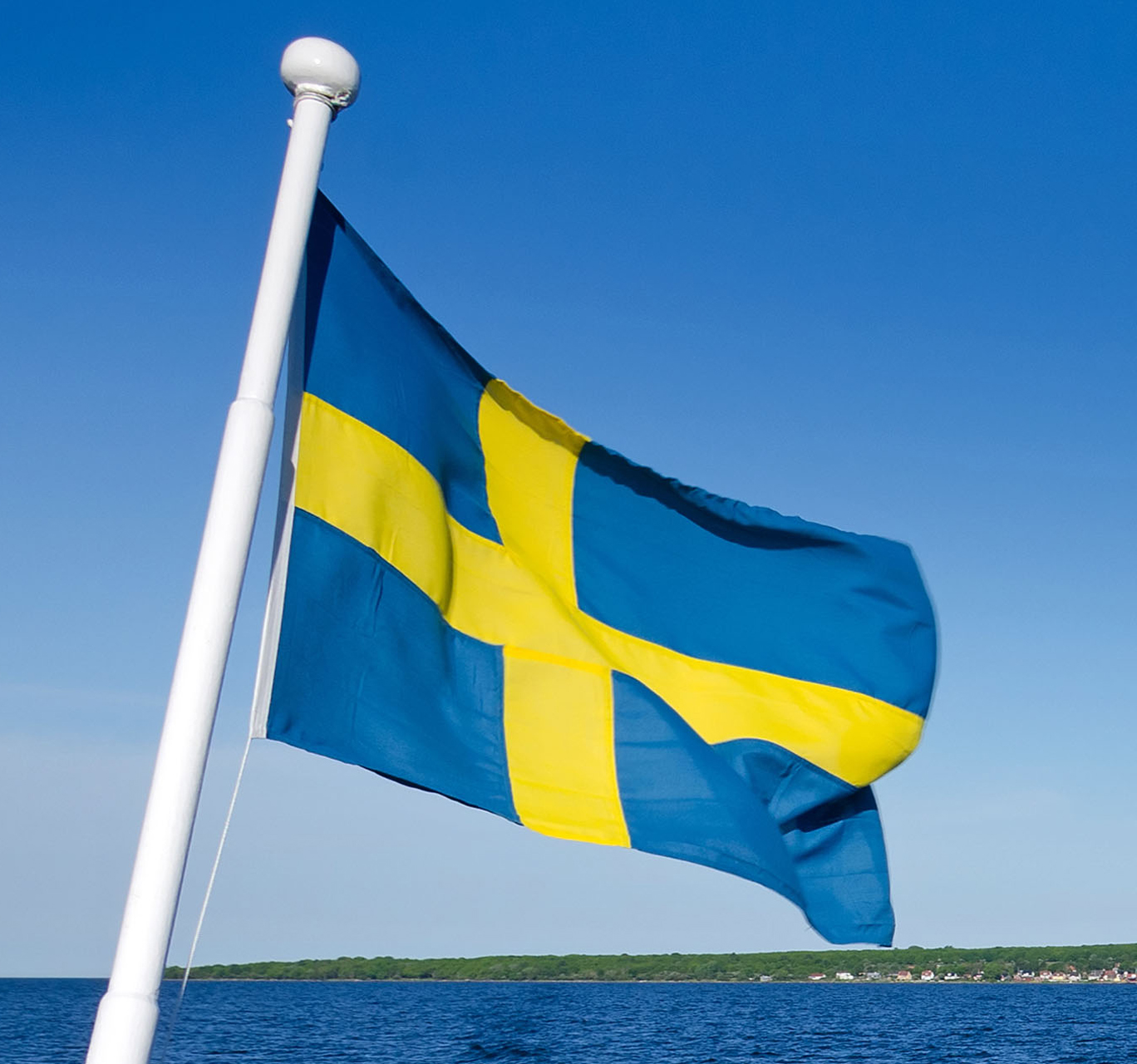 Flag-Blickle-afdeling-Sweden