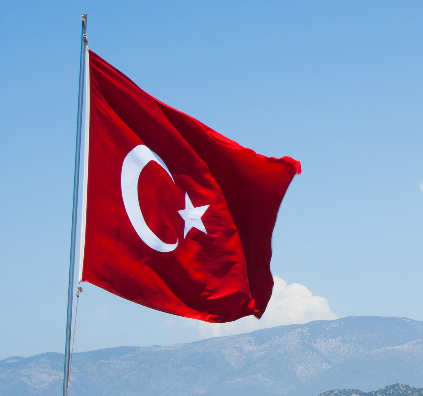Flag-Blickle-afdeling-Turkey